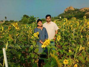 Bengaluru techie - Rangamalai organic farms- Pradeep Kumar