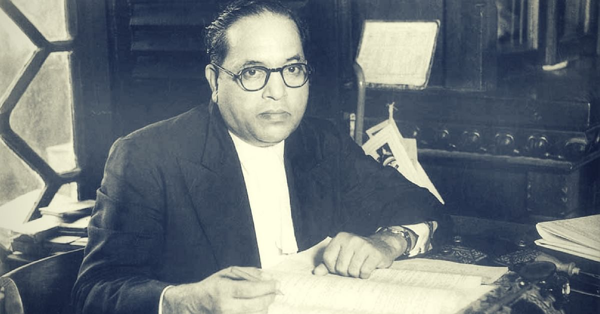 Ambedkar's Lessons Have a Greater Relevance Today Than 70 Years Ago