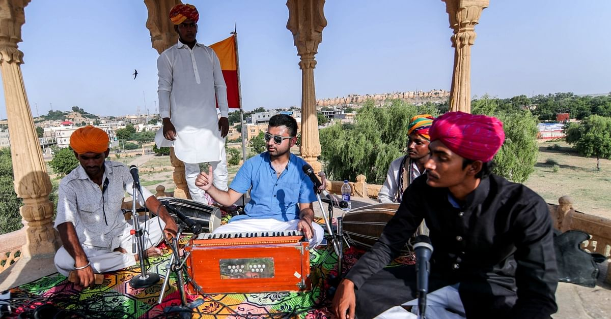 How This Organisation Is Giving India's Tribal Musicians a New Lease of Life