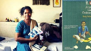 Baby Halder- author