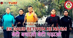 Beti Bachao Beti Padhao. Picture Credits: Facebook