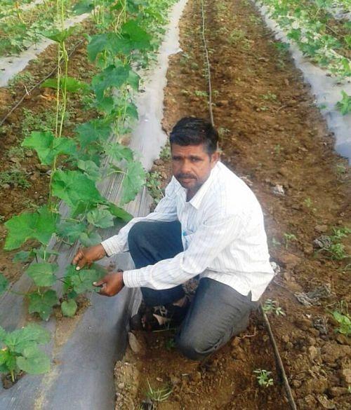 Despite Droughts, This Maharashtra Farmer, Vishwanath Bobade Is