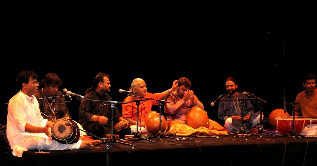 Image result for Carnatic Music tradition