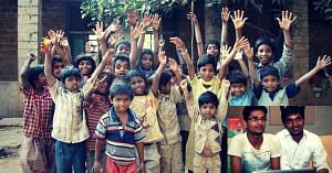 Children (Image for representative purposes only). Picture Courtesy. Wikimedia Commons. Inset Photo Credit: Rediff.