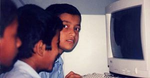 Children use a computer in India. Picture for representative purposes only. Picture Courtesy: Wikimedia Commons.