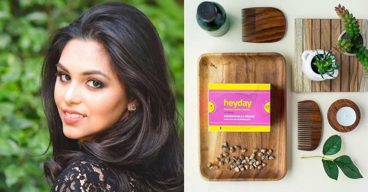 Deepanjali Quit Her Job & Fought Social Taboos to Set up an Organic Pad Manufacturing Firm!