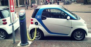 Electric-vehicles-India