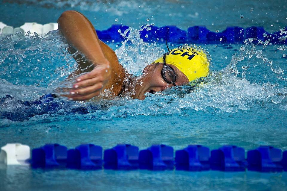 swimming- Kerala - state champion