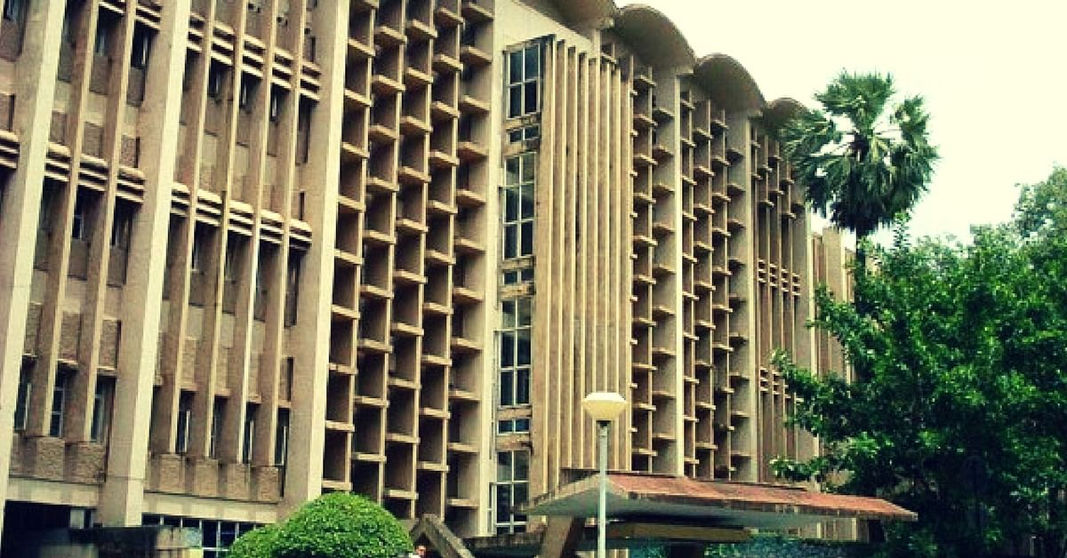 IIT-B. Picture Courtesy: Wikimedia Commons.