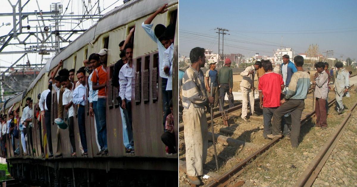 Indian Railways- workforce