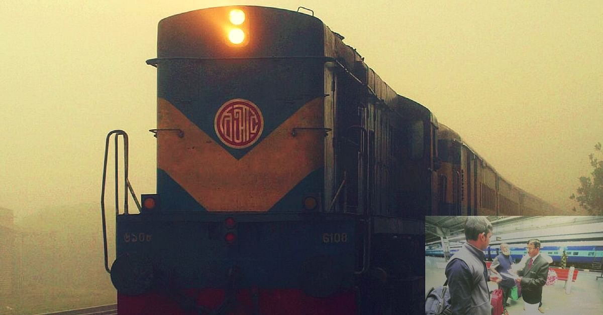 Historic Trip: Railways' Bandhan Express Resumes Service to Bangladesh With 53 Passengers