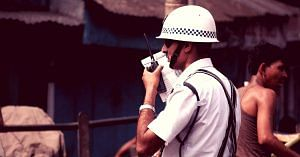 Kolkata Police. Picture for representative purposes only. Picture Courtesy: Wikimedia Commons.