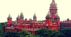 The Madras High Court. Picture Courtesy: Wikimedia Commons.