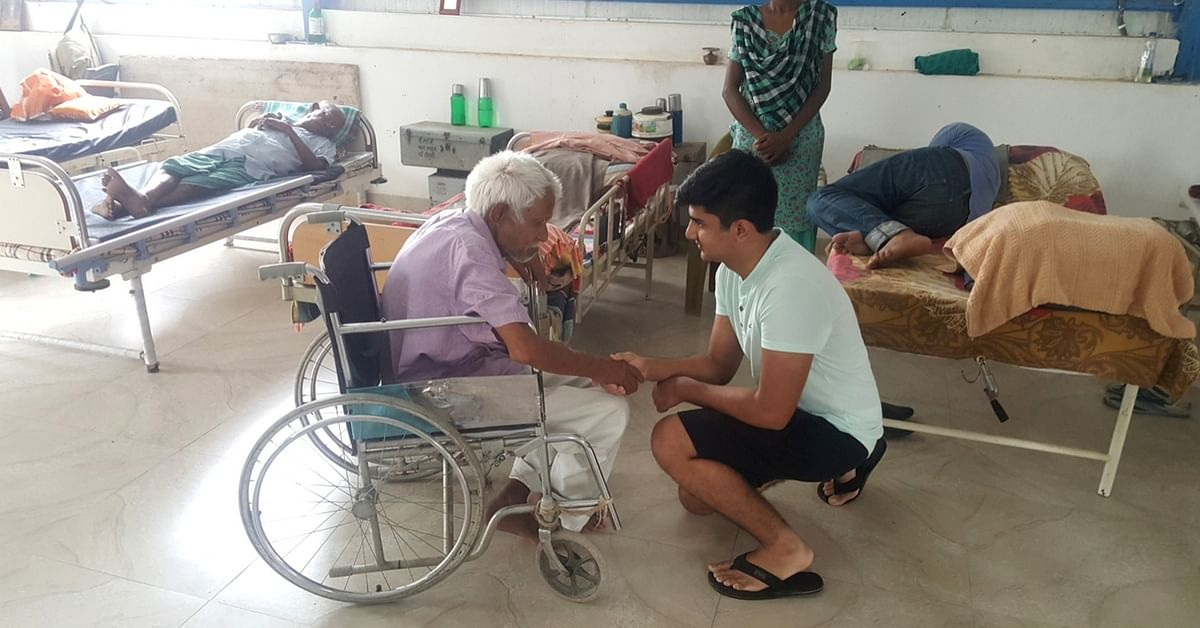 This 17-Year-Old CEO Is Offering Healthcare Solutions for India's Elderly
