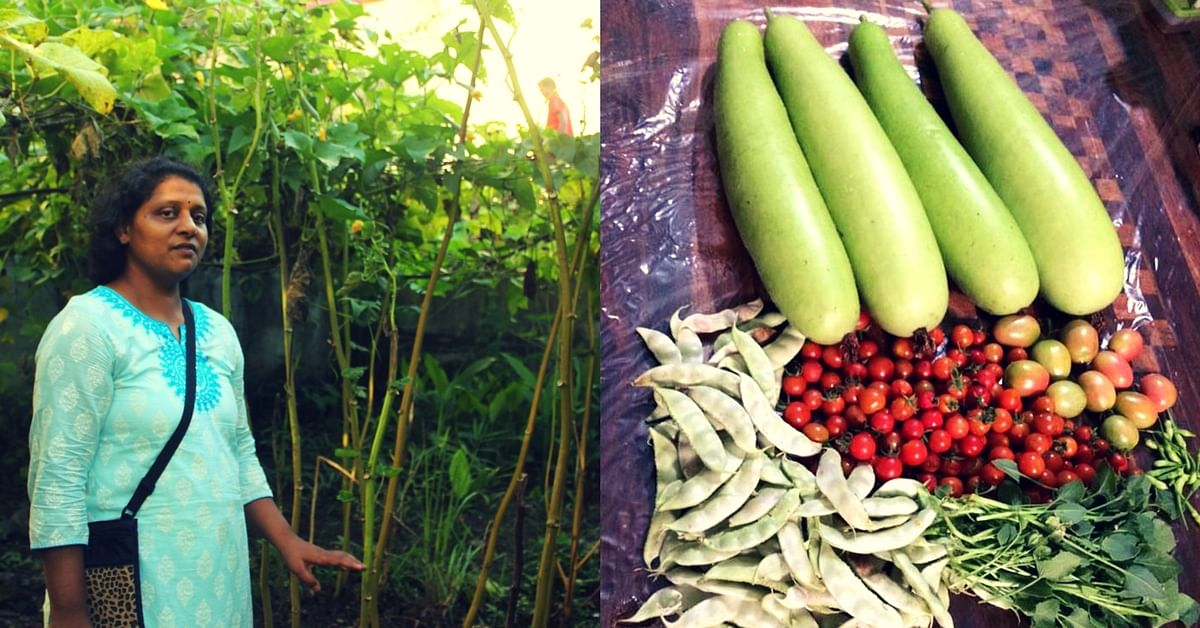 Pune Woman Transforms 3,500 Sqft Plot Into Organic Garden That Feeds Three Families