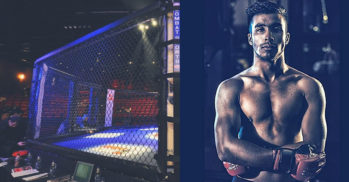 He Slept in Stadiums and Trained in Jungles to Put India on the Global MMA Map