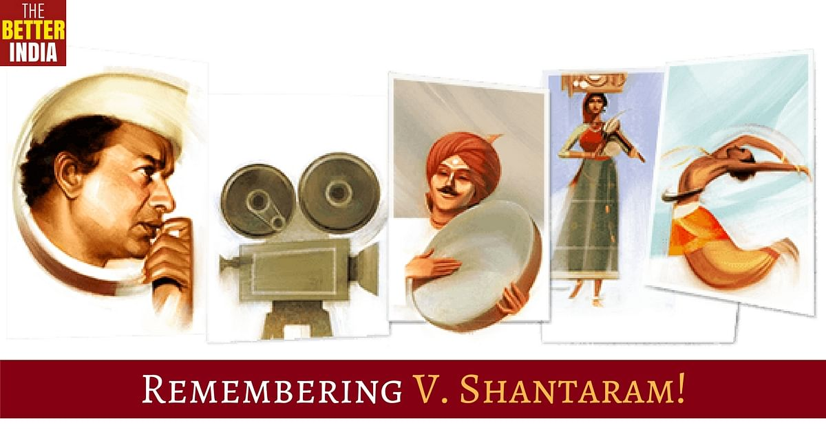 Remembering V. Shantaram
