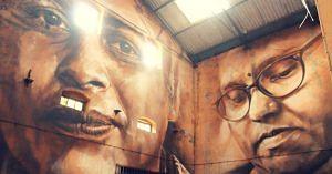 Sassoon Docks Art Project - Feature