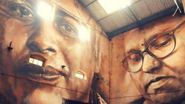 Sassoon Docks Art Project - Feature