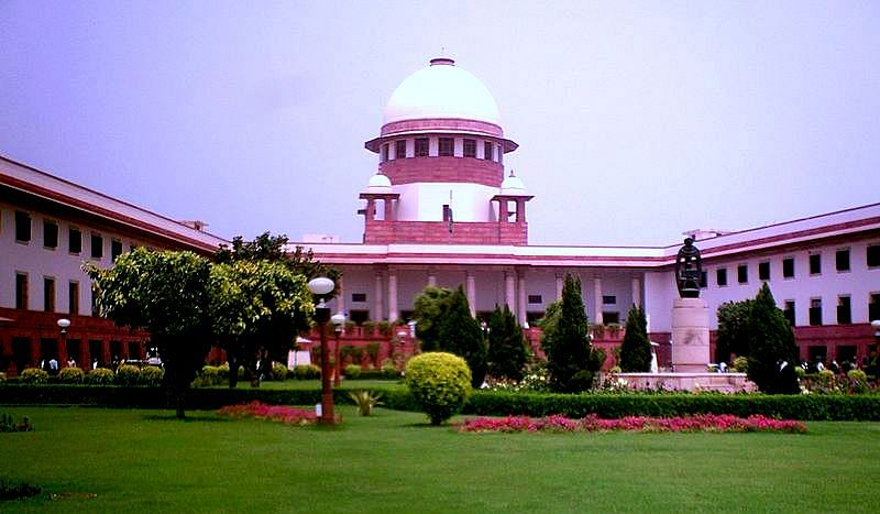 Supreme Court of India (For representational purposes sourced from Wikimedia Commons)