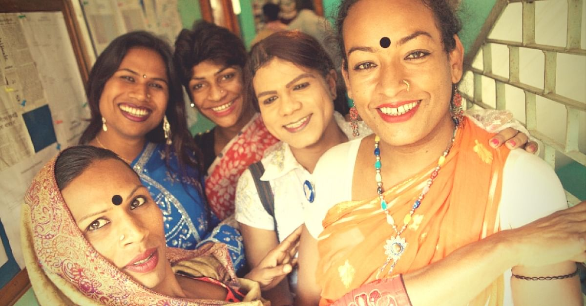 A group of happy Transgenders  (Picture for Representational Purposes Only) Picture Credit:- Wikipedia