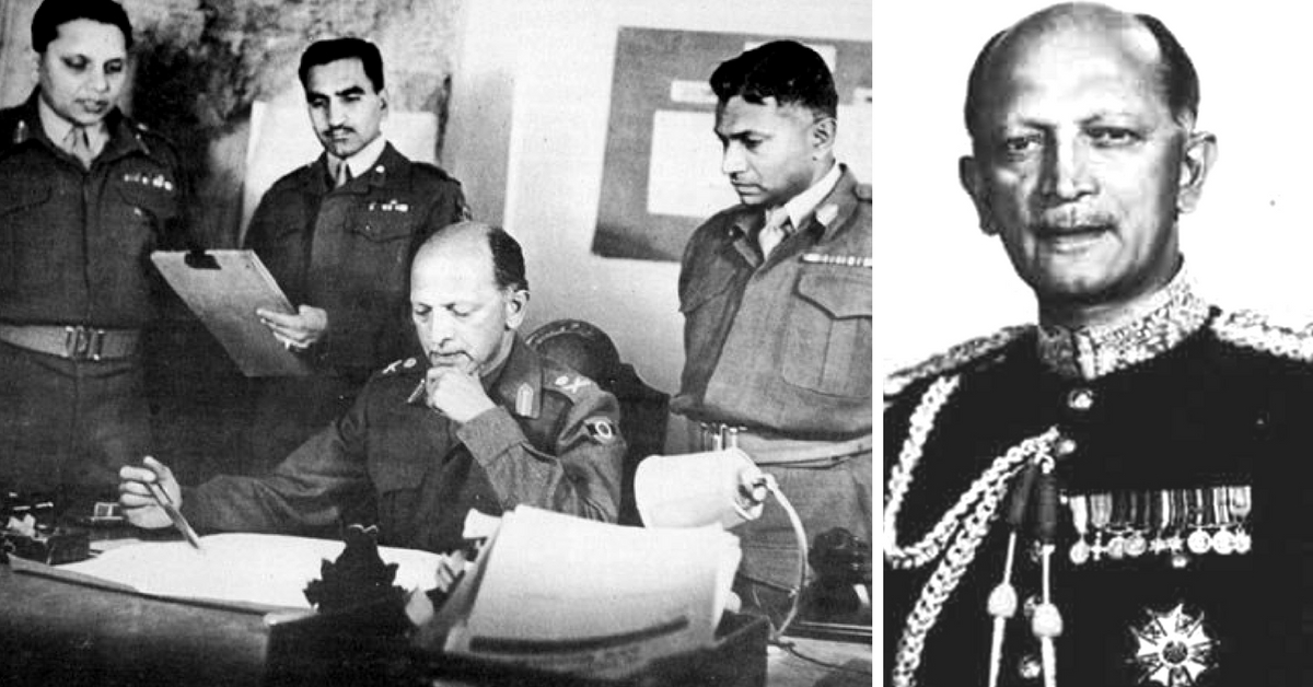 Remembering Field Marshal KM Cariappa, The Legend Who Made The Army Truly Indian
