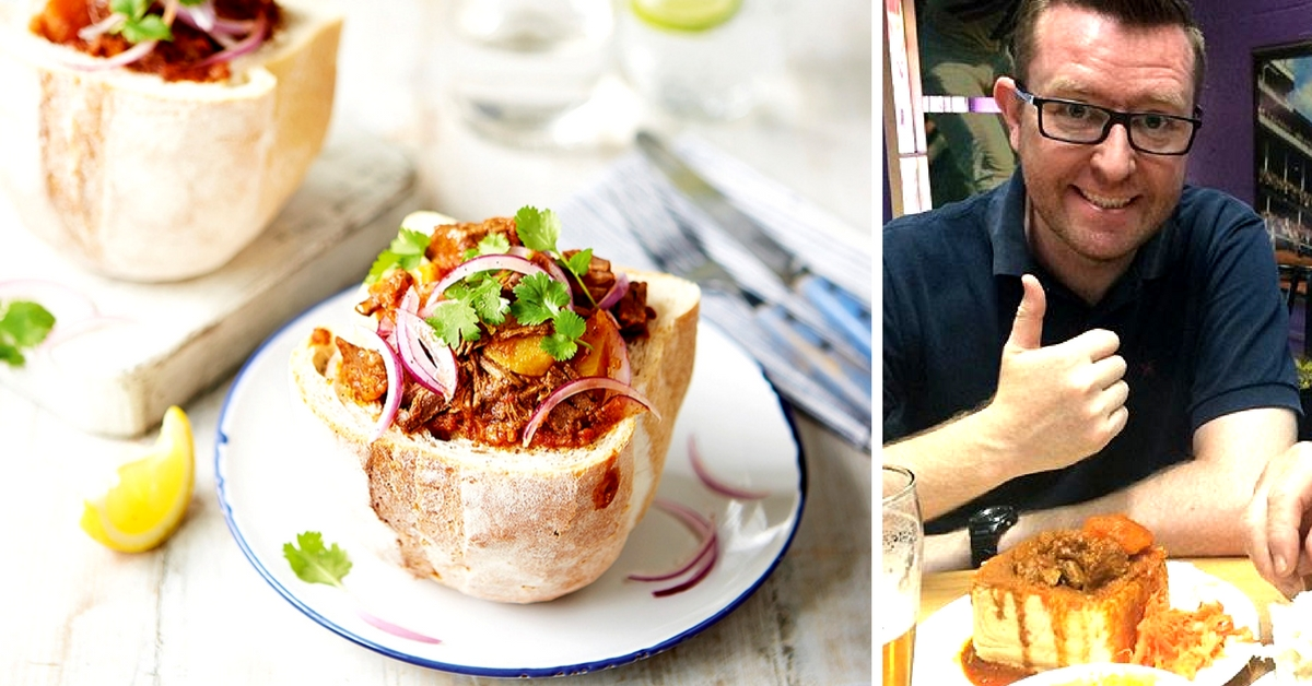 The Story of Durban's Bunny Chow, An Indian Dish Difficult to Find in India!