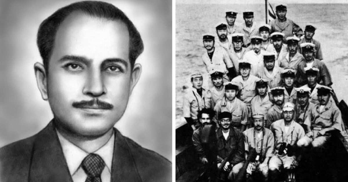 "Abid Hasan Safrani, The INA Soldier from Hyderabad Who Coined ""Jai Hind"""