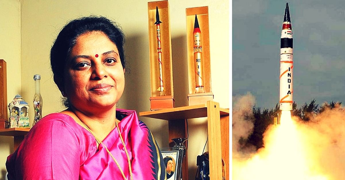 In Love With Rocket Science: The Story of Tessy Thomas, India's Missile Woman