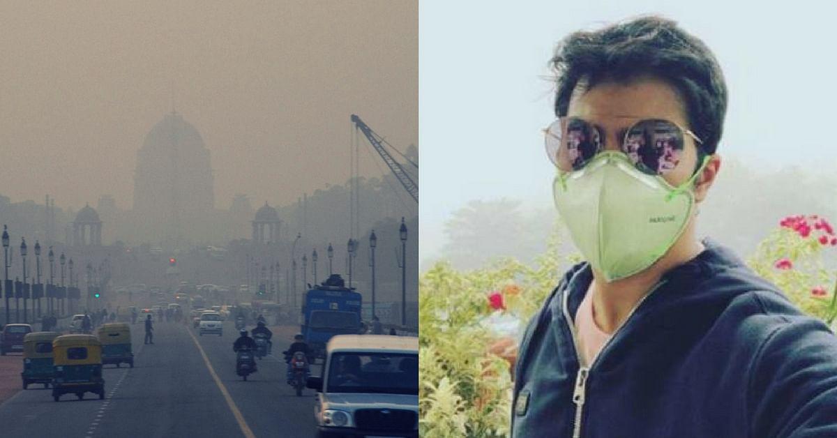 Varun Dhawan Takes to Social Media, Encourages Joint Efforts Against #DelhiSmog