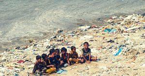 Versova beach cleanup Mumbai