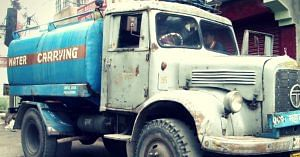Water Tanker. Picture Courtesy: Flickr