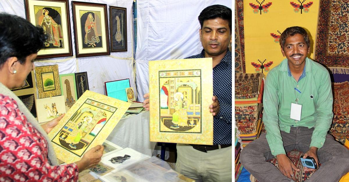 Bengaluru Women Making Sure Unknown Craftsmen Reach the Market They Deserve