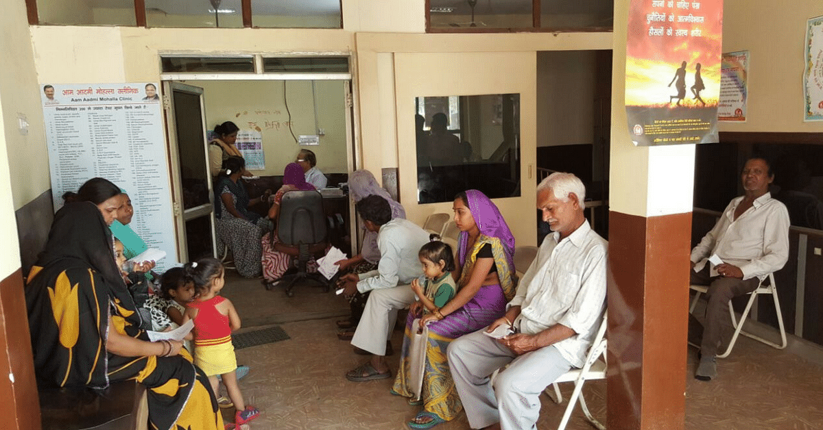 Here's a Look at What's Making AAP's Mohalla Clinic a Hit in the Capital