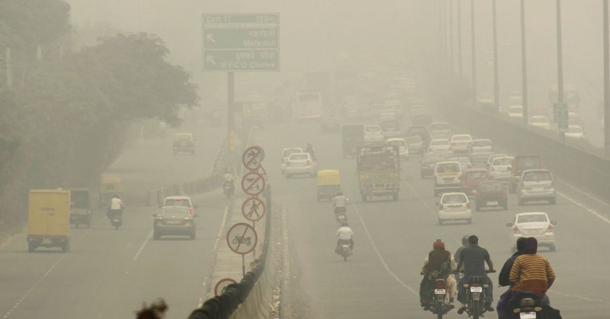 Made-in-India Smog Tower Spells Hope For Delhi, Can Clean 130 Crore Litres of Air Per Day!