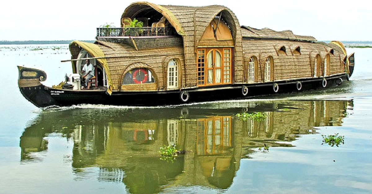 With Some Help from Kerala, Andhra Pradesh to Start Houseboats in Its Own Backyard
