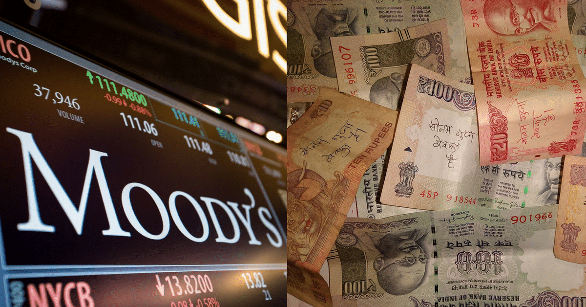 Soaring Spirits: Moody's Recent Upgrade Makes the Indian Economy Bullish Again