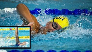swimming- Kerala - state champion