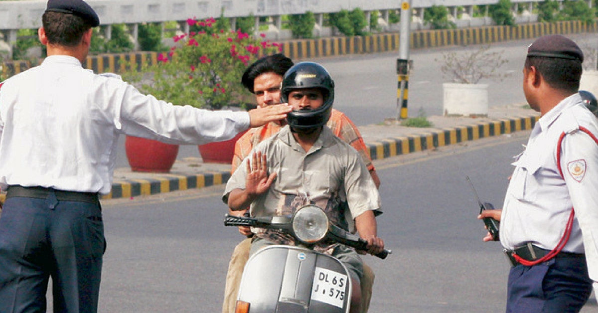 Stopped by the Traffic Police? Here are Your Rights and Things You Should Know