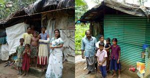 Dr M S Sunil homes for homeless