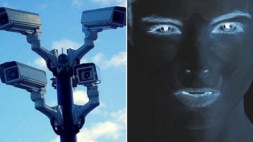 Artificial Intelligence in CCTV Cameras. Representative image only.