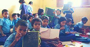Children in School. Picture Courtesy: Flickr.
