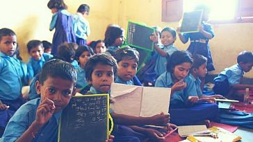 Children in School. Picture Courtesy: Flickr.