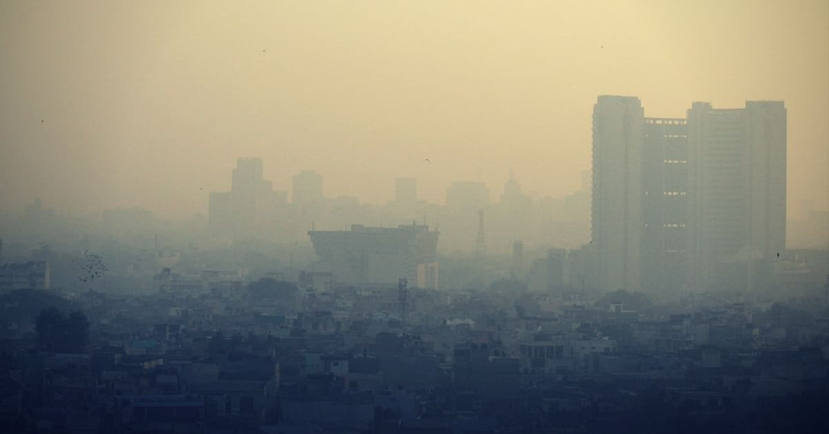 Air pollution levels in the national capital reached severe levels in October. (Source: Flickr)