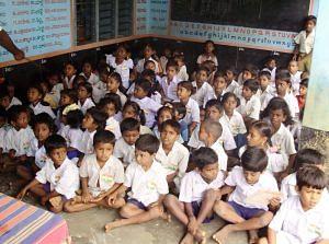 Chennai cop primary school