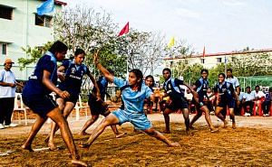 Sports at the grassroots level (For representational purposes sourced from Wikimedia Commons)