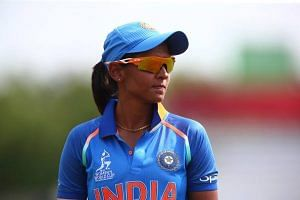 Harmanpreet Kaur scored a scintillating 171 against the Aussies (Source: Facebook)