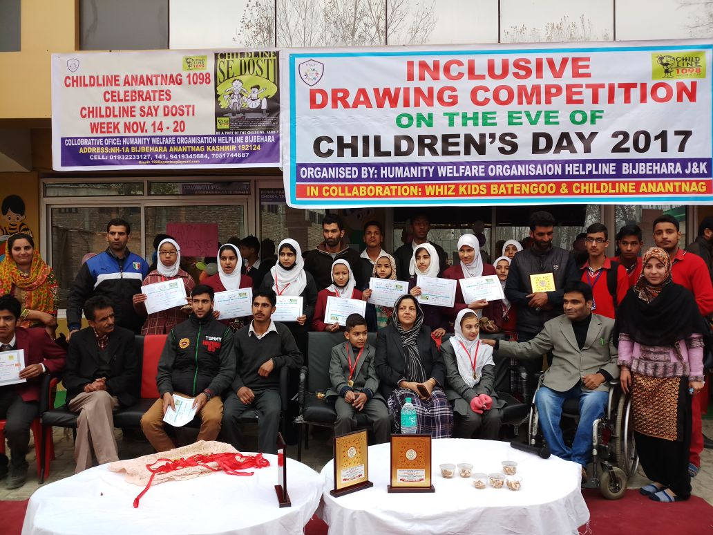 After Militants Shot Him, Kashmir's Specially-Abled Children Found a New Champion