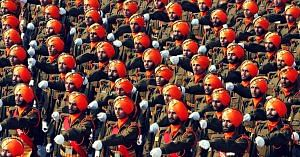 Indian Army. Picture Courtesy: Wikipedia.