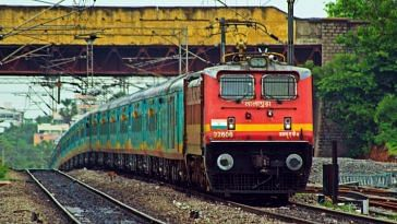 Indian Railways Humsafar Express